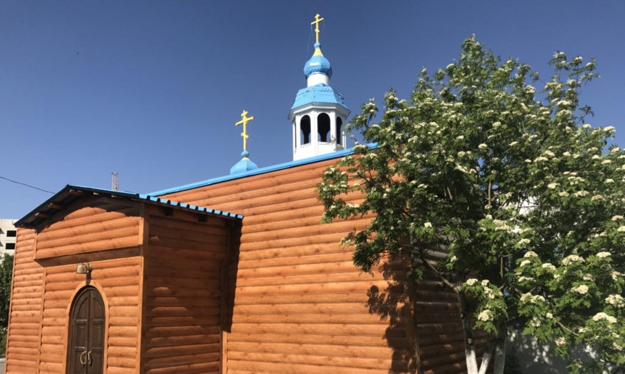 Храм святой блаженной Ксении Петербургской